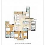 4 BR Floor Plan 2505 SQFT